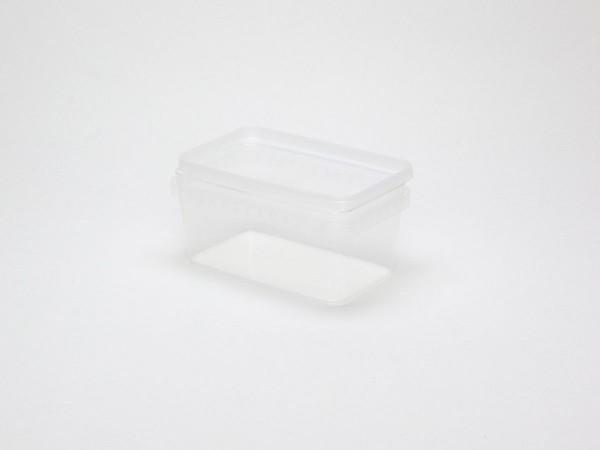 Rechteckschale SR 1100 Transparent