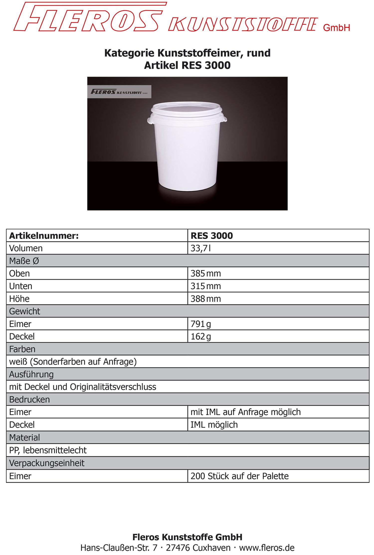 FK-R-3000-Datenblatt