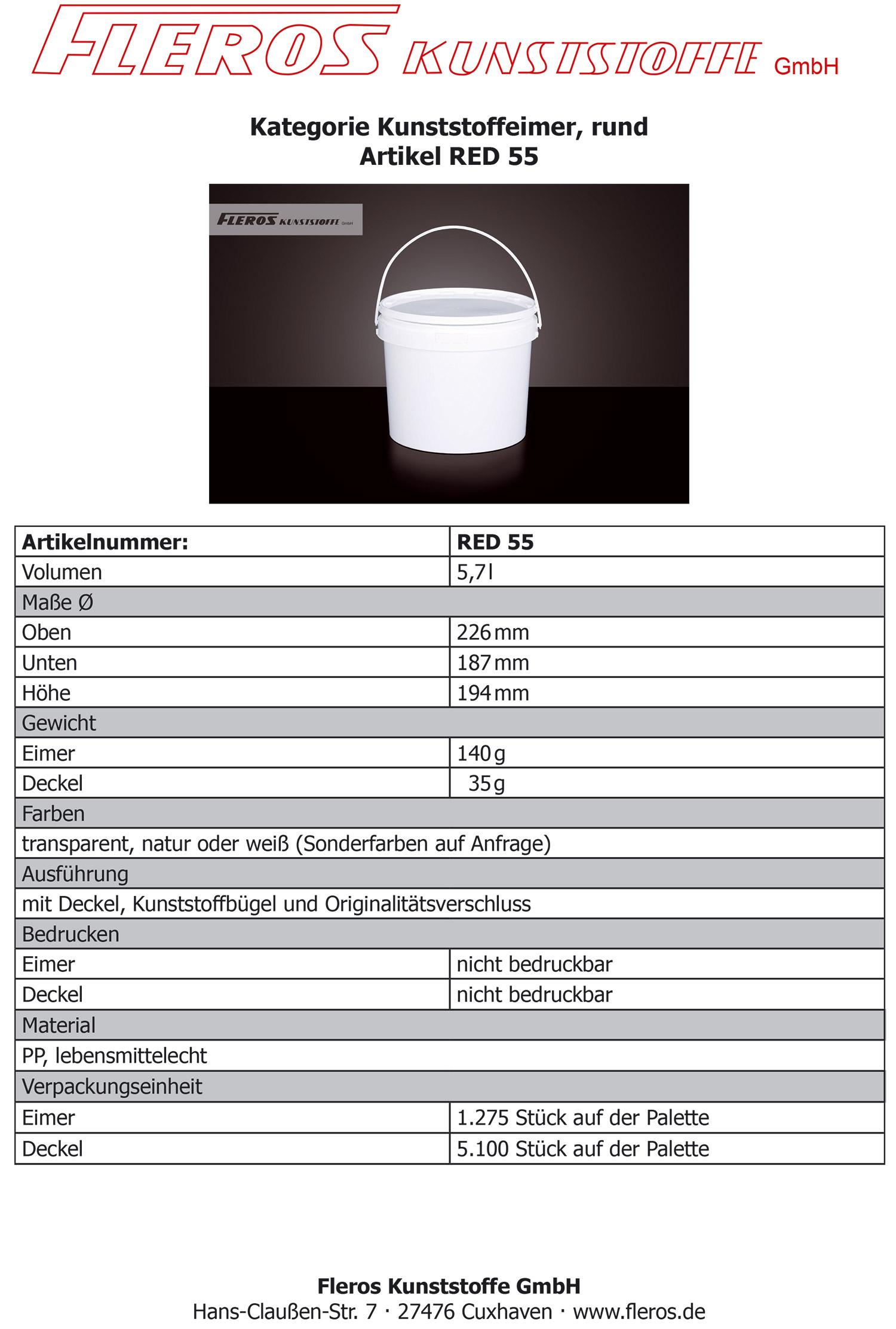 FK-R-55-Datenblatt