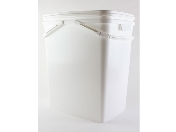 Kunststoffeimer FK E 33.000 Weiß
